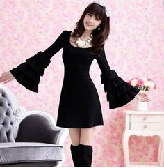 Lolita Dress 2WH10 from Kawaii Clothing on Storenvy
