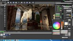 Unreal Engine 4 - 2D Raymarching Smoke