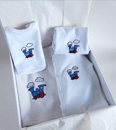 Baby Boy Train Gift Blanket, sleepsuit, bodysuit and bib Personalised Gifts Home, Customized Gifts, Baby Gifts, Shop Now, Baby Boy, Bodysuit, Train, Blanket, Boys