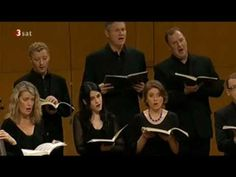 J. S. Bach - from the St. Matthew Passion: O Haupt voll Blut und Wunden (Oh Sacred Head Now Wounded); directed by Herreweghe, 2010