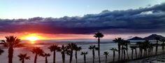 North of San Felipe #baja #sunrise