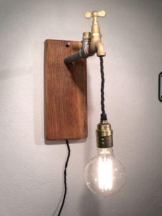 """Mässing, cool lampa! """"By DanCar"""""""