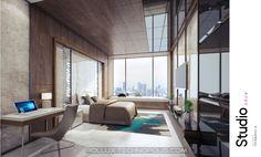 Design apartemen Pollux Technopolis tipe Studio