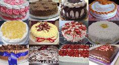Bolo de Aniversário: 25 Receitas Fáceis e Práticas, para todos os gostos e bolsos. Todas testadas, aprovadas e deliciosas. Não perca de jeito nenhum!