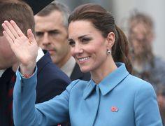 Kate Middleton - The Duke And Duchess Of Cambridge Tour Australia And New Zealand - Day 4