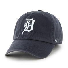 Detroit Tigers Adjustable Clean-Up Hat $17.95