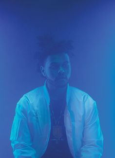Abel Tesfaye ~ The Weeknd Photo The Weeknd Poster, House Of Balloons, Blue Aesthetic Dark, Abel Makkonen, Abel The Weeknd, Beauty Behind The Madness, Photo Wall Collage, Over Dose, Baby Daddy