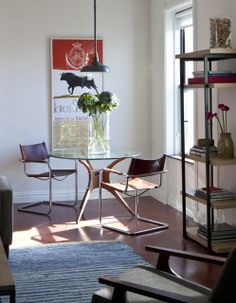 Blair Harris Interior Design › Brooklyn Heights Apartment