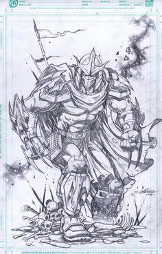 Shredder by emilcabaltierra.deviantart.com on @DeviantArt
