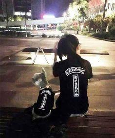 クロームハーツ 犬服 tシャツ chrome hearts パピーウェア 小型犬用 ドッグ洋服 ストリート系 チワワ洋服 安い♡