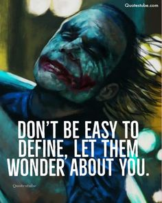 The Joker - Heath Ledger portraited a villain character. but the joker character inspires by his sayings. Here are the best joker wallpaper & quotes Heath Ledger Joker Quotes, Best Joker Quotes, Joker Heath, Badass Quotes, Joker Qoutes, Joker Images, Joker Pics, Joker Pictures, Joker Art
