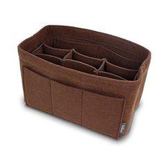 c31241737 Medium Felt Purse Organizer Insert / Multi-Pocket Handbag Shaper Medium Felt  Purse Organizer Insert / Multi-Pocket Handbag Shaper