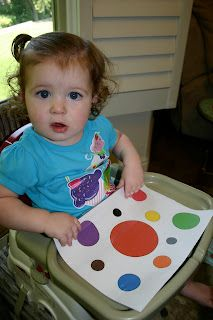 Puddle Wonderful Learning: Toddler Activities: Learning Place Mats ( free printables)