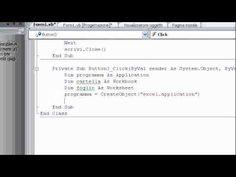 Tutorial 199 - Imparare Visual Basic - #Basic #Come #Computer #Corso #Crea #Fa #Imparare #Lezione #Lezioni #Linguaggio #Programma #Programmare #Programmazione #Si #Software #Tutorial #Video #Visual http://wp.me/p7r4xK-Zx