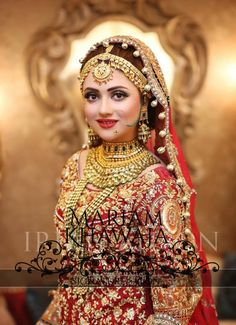 Glam Mumbai Anand Karaj With Fabulous Bridal Outfits Pakistani Wedding Outfits, Bridal Outfits, Bridal Dresses, Wedding Sarees, Beautiful Blonde Girl, Beautiful Bride, Beautiful Women, South Indian Bride, Indian Bridal