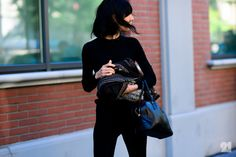 Le 21ème - This is NOT a Street Style Blog