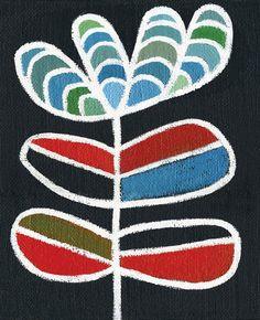 Blue Calendula Flower Print - Archival Art Print Poster - Home Decor - Floral Print - Modern Floral - Birthday Gift on Etsy, $33.85 AUD