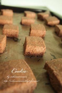 「【バレンタイン】焼きチョコクッキーレシピ」sukemarumon   お菓子・パンのレシピや作り方【corecle*コレクル】