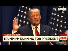 Donald Trump Running for President 2016 VIDEO I'm Really Rich  Donald Tr...