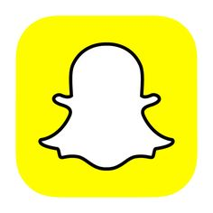 Snapchat app icon Tech Blog ❤ liked on Polyvore featuring accessories and extra