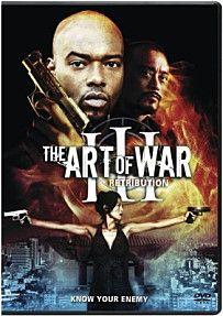 아트 오브 워 3 - 복수  (The Art Of War III: Retribution, 2009)