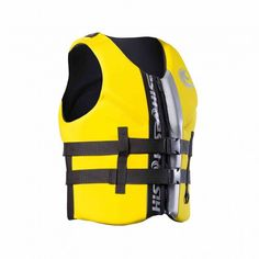neoprene wakeboard vest life jacket for surfing, kayak, water ski, rafting, swimming