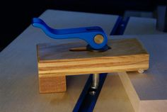 Tslot Clamp.Simple. Very strong.