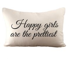 Happy Girls Cushion Cover