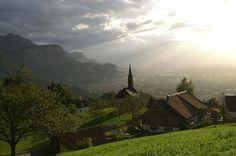 Dornbirn, Kirche zum Hl. Leopold Vorarlberg, Austria