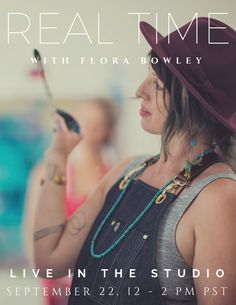 The Complete Set of Real Time Live - Flora Bowley