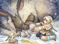 monster hunter anime - Google Search