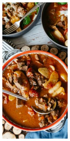 Hard cider apple brew beef stew is elevated traditional beef stew! Taste the subtle nutty earthy flavor of apple brew. Guaranteed a HIT!#beefstewrecipe #easybeefstew via @allyskitchen Beer Recipes, Sweets Recipes, Easy Recipes, Easy Meals, Dinner Recipes, Desserts, Beef Stew With Beer, Easy Beef Stew, Dutch Oven Stew Recipe