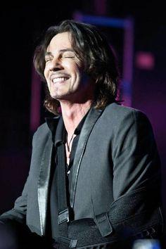 Love his laugh!