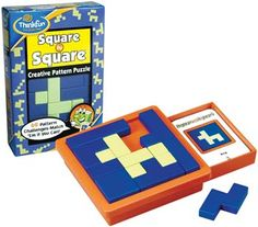 Square by Square- Age  8 to Adult
