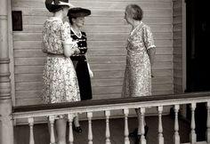 A Friendly Visit: 1941