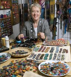 Judith Content Retrospective at Texas Quilt Museum - News - Tansey Contemporary