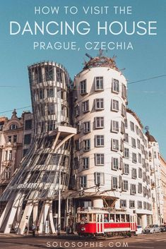 Looking to visit the Dancing House of Prague? Here's everything you need to know before you go, as well as a history of the Prague Dancing House in the Czech Republic
