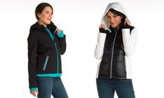 Women's Halifax Jackets. Multiple Styles and Colors Available. Free Returns.