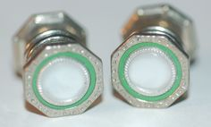 Genuine Vintage ca 1920s-'30s Art Deco Snap Link Cuff Links -- Free Shipping! by AntiquesForMen on Etsy