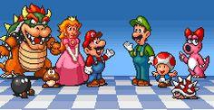 Super Mario All-Stars / + Super Mario World
