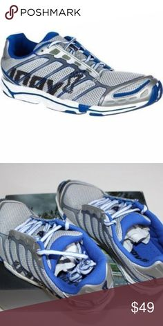24a7e020a54 New Inov Road X 255 Running Shoes Sneakers Silver Lightweight