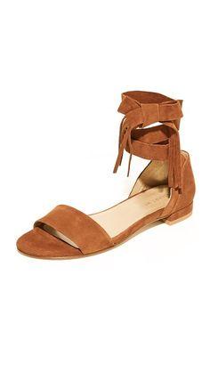 STUART WEITZMAN Corbata Wrap Sandals. #stuartweitzman #shoes #sandals