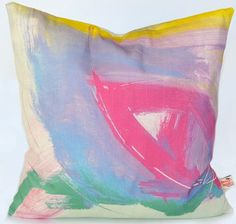 Wallflower Pillow