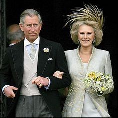 Wedding of Prince Charles to Camilla Parker Bowles