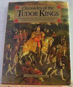 Chronicles of the Tudor Kings av D. Tudor, King, Reading, Books, Painting, Libros, Word Reading, Book, Painting Art