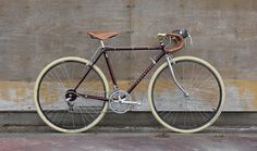Pashley Clubman Custom - Our Bikes - Vanguard Designs