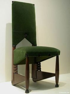 Michiel de Klerk - Chaise 1914