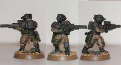 EDF Eden defence force (a wild cerberus appears! 17/01/15) | Imperial Guard Message Board (IGMB) Astra Militarum