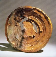 Peter Voulkos 1990 untitled plate
