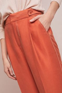 Conclave Trousers | Anthropologie UK